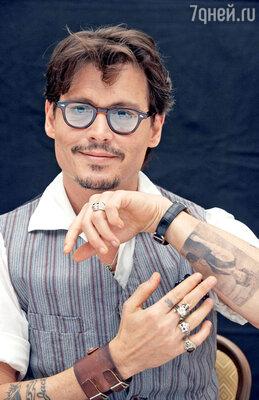 На премьере фильма «Пираты Карибского моря: На странных берегах». Лос-Анджелес, 2011 г.