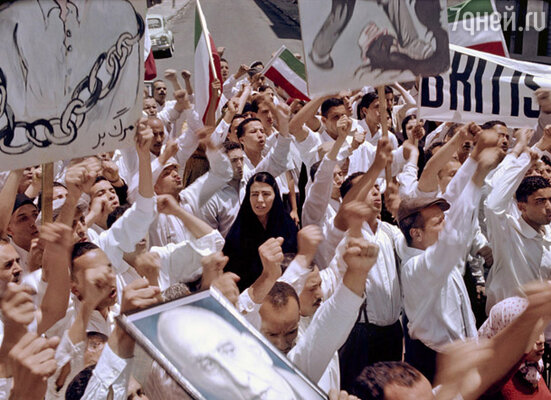 Кадр фильма «Женщины без мужчин»