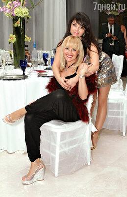 Анжелика Варум и Наташа Королева