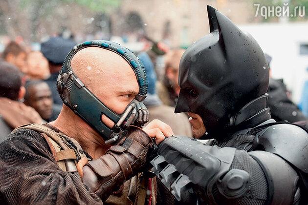 «Бэтмен: Темный рыцарь»