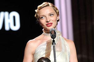 Церемония закрытия «Кинотавра-2015»: звезды на красной дорожке и награждение победителей