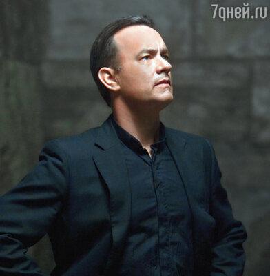 Том Хэнкс в роли Роберта Лэнгдона (фильм «Ангелы и Демоны»)