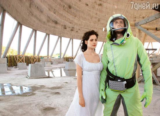 Кадр из фильма «Атомный Иван»