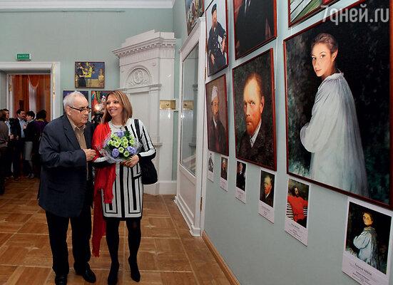 Эльдар Рязанов — ЕкатеринеРождественской: какрежиссер режиссеру...