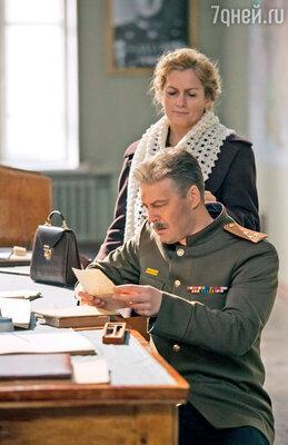 Мария Порошина и Константин Милованов