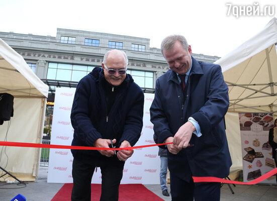 Никита Михалков и Сергей Капков