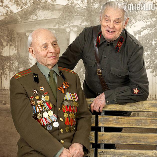 Фотосессия ко Дню Победы