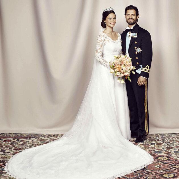 Принц Швеции Карл Филипп и София Хеллквист