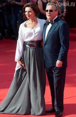 Алиса и Геннадий Хазанов