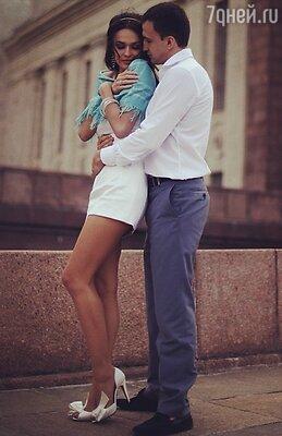 Алена Водонаева и Алексей Макеев