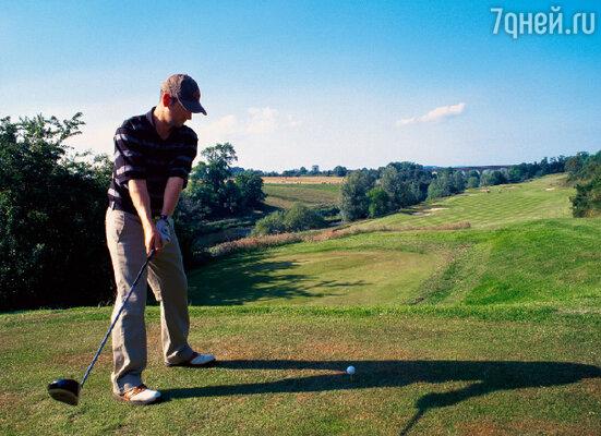 Игра в гольф, соколиная охота, рыбалка – приключения и релаксация в замке гарантированы самым взыскательным гостям