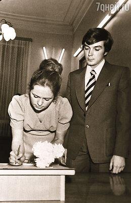 Наша свадьба с Элеонорой, которую дома называли Леной и Лялей