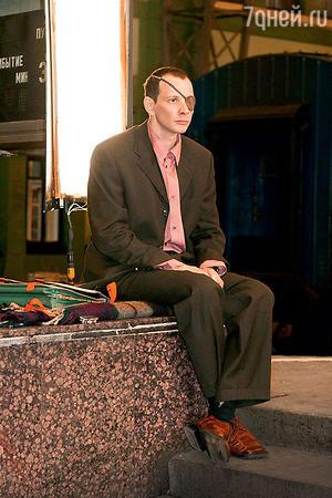 Даниил Спиваковский в фильме« Мой сводный брат Франкенштейн», 2004 год