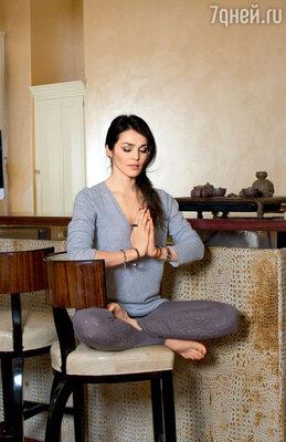 «Йогу, вытянувшую в итоге издепрессии, мне посоветовал тот самый человек, что... довел меня до этого состояния»