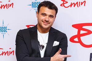 Эмин Агаларов представил новый альбом в кругу друзей