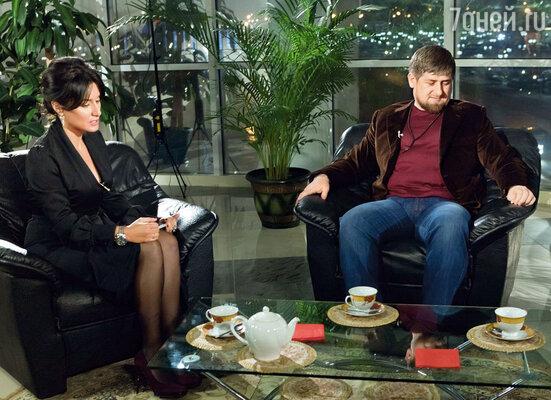 Интервью с Рамзаном Кадыровым
