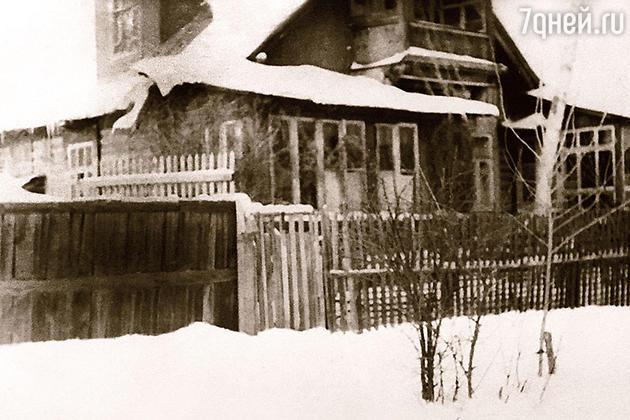 Школа в Инте, где учился Евгений Урбанский