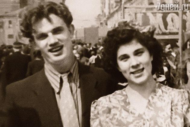 Ольга и Евгений Урбанские
