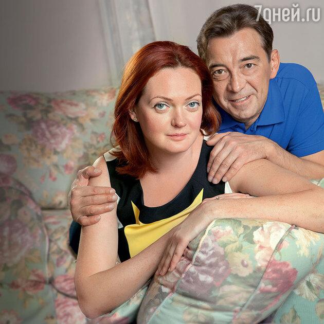 Николай Добрынин и Екатерина Добрынина