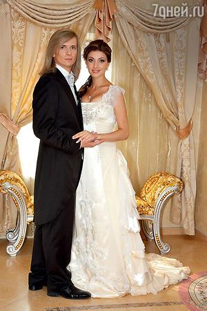 Анастасия Макеева и Глеб Матвейчук. 2010 год