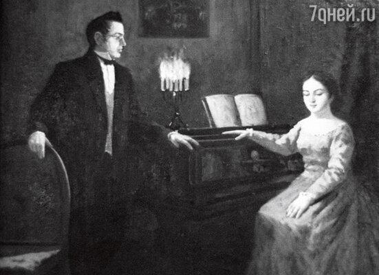 Ей было 16 лет, ему — 38. Грибоедов торопился со свадьбой — будто знал, что жить ему осталось совсем немного...