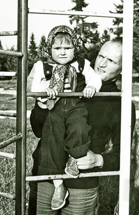 Фамилия Кайдановская все время напоминала о том, что у меня другой папа. Причем никакой обиды на Сталкера тут и близко не стояло...
