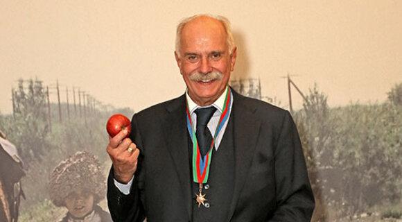 Никита Михалков получил престижную награду