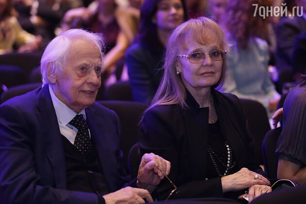 Наталия Белохвостикова и Владимир Наумов