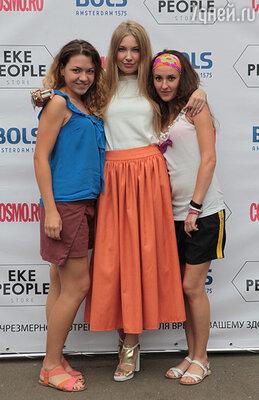Кристина Топс (дизайнер),Кристина Косовайте (Ekepeople),Юлия Иванова (дизайнер)