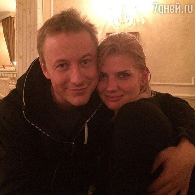 Анастасия Задорожная и Сергей Славной