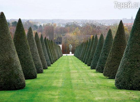 За парками и фонтанами Версаля наблюдают специальные службы. Еще бы! Поддерживать в форме такое великолепие не просто!