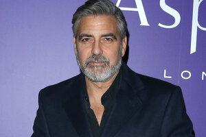 Джордж Клуни спасает музейные ценности от нацистов