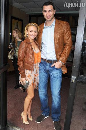 Хайден Панеттьер (Hayden Panettiere) официально подтвердила помолвку с боксером Владимиром Кличко
