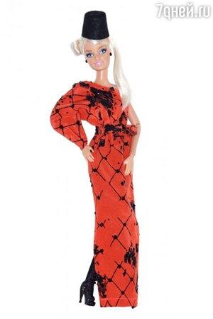 Кукла Барби в наряде от VIVA VOX