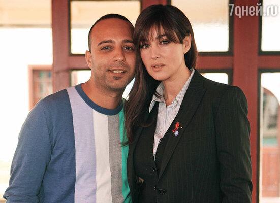 Араш и Моника Беллуччи