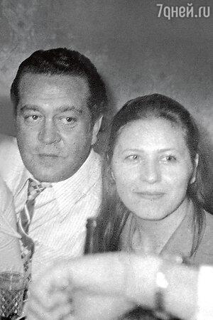 Наталья Катаева и муж Мордюковой Владимир Сошальский