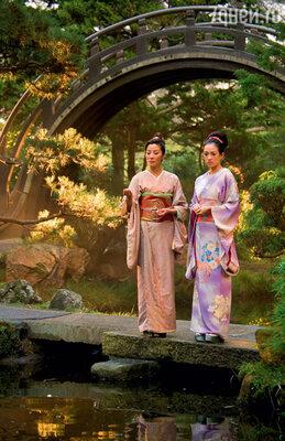 Очень скоро слава Мишель Йео вышла за пределы Гонконга. Кадр из фильма «Мемуары гейши», 2004 г.