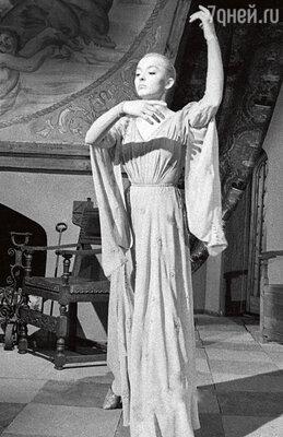 «Для роли Офелии в «Гамлете» мне пришлось вытравить волосы». 1964 год