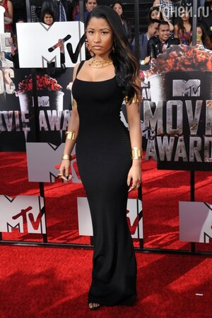Ники Минаж MTV Movie Awards-2014