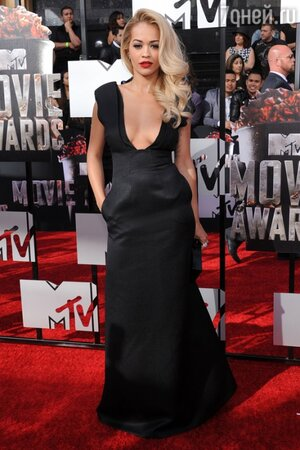 Рита Ора MTV Movie Awards-2014