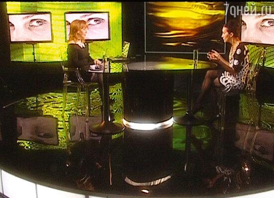 Съемка программы сАллой Сигаловой