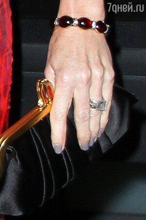 Обручальное кольцо Деми Мур (Demi Moore)