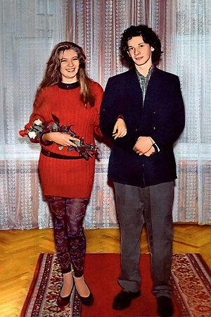 Свадьба Анны Ардовой и Даниила Спиваковского