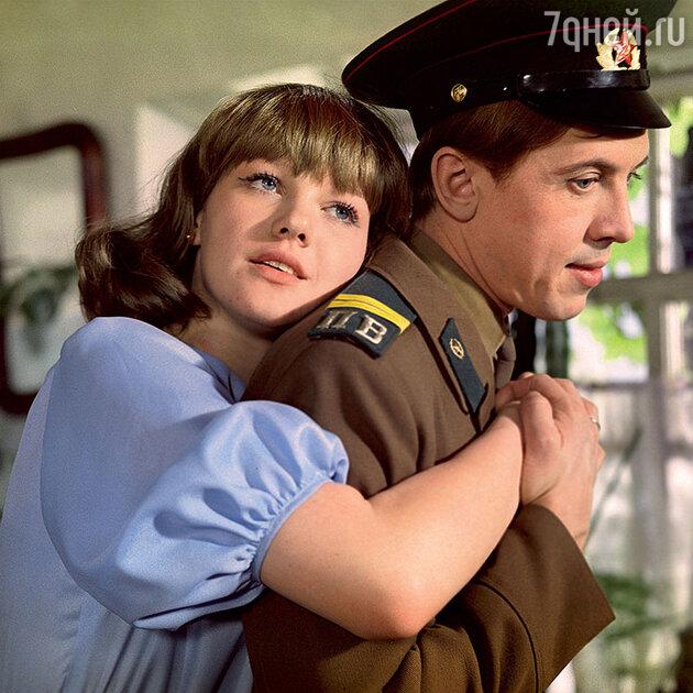 Елена Проклова и Валерий Золотухин
