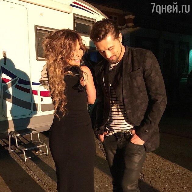 Пелагея и Дима Билан