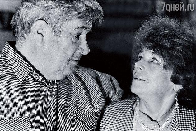Евгений и Нонна Весник