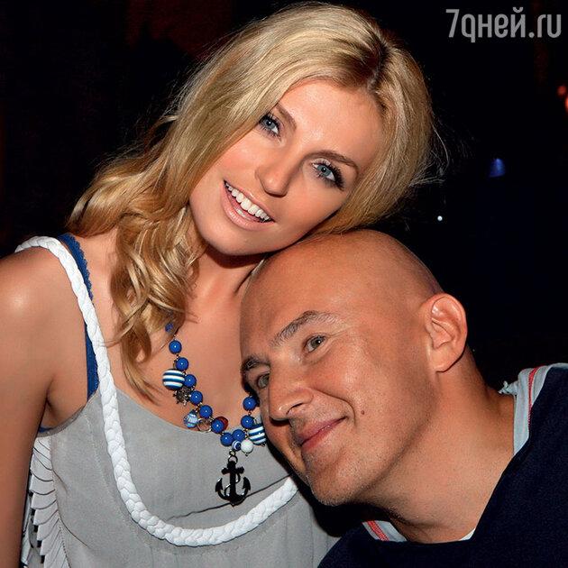 Саша Савельева и Игорь Матвиенко