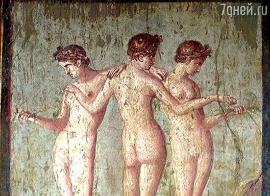 «Помпеи. Тайны погребенного города»