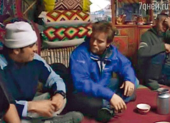 Макгрегор назвал Монголию раем для истинного путешественника