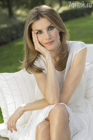 Испанская принцесса Летисия